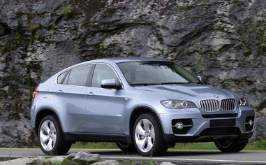 �������� BMW ���������� ������ X6 ActiveHybrid