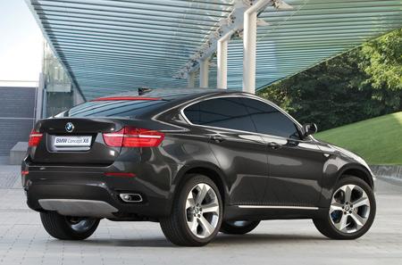 BMW X6 будут выпускать в России